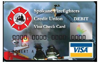 SFCU Debit Card
