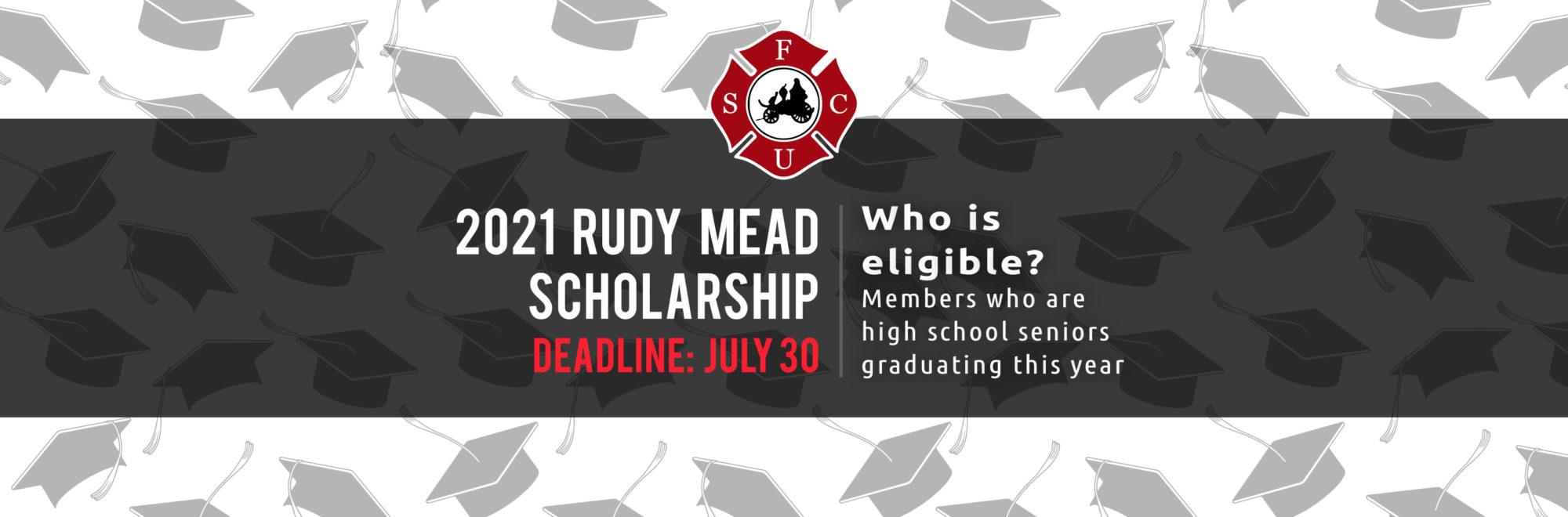 Rudy Mead Scholarship